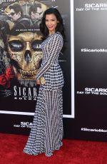 DANAY GARCIA at Sicario: Day of the Soldado Premiere in Los Angeles 06/26/2018