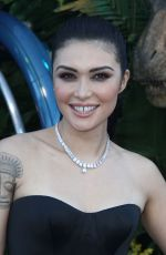 DANIELLA PINEDA at Jurassic World: Fallen Kingdom Premiere in Los Angeles 06/12/2018