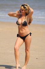 DANIELLA WESTBROOK in Bikini on the Beach in Clacton-on-sea 06/11/2018