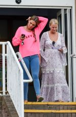 DANIELLE LLOYD at Sutton Coldfield Police Station 06/13/2018
