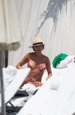 DANIELLE LLOYD in Bikini at a Pool in Miami 06/08/2018
