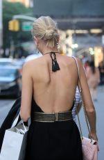 DAPHNE GROENEVELD Shopping at La Perla in New York 06/21/2018