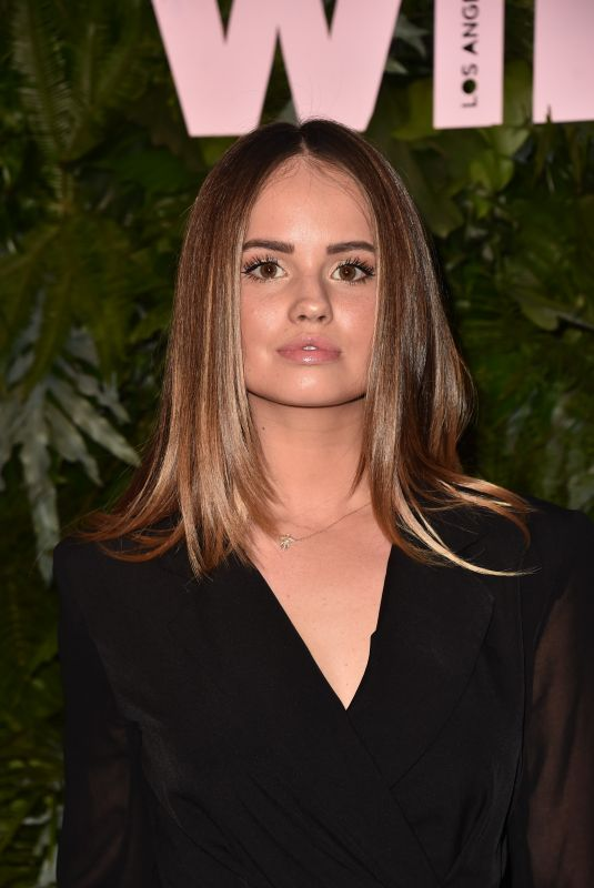 DEBBY RYAN at Max Mara WIF Face of the Future in Los Angeles 06/12/2018