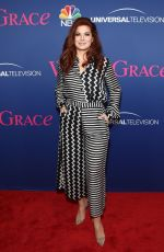 DEBRA MESSING at Will and Grace FYC Event in Los Angeles 06/09/2018