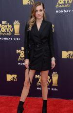 DELILAH HAMLIN at 2018 MTV Movie and TV Awards in Santa Monica 06/16/2018