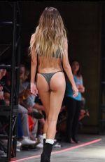 DELILAH HAMLIN at Frankies Bikinis Fashion Show in Los Angeles 06/21/2018