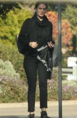 DELTA GOODREM Out and About in Sydney 06/25/2018