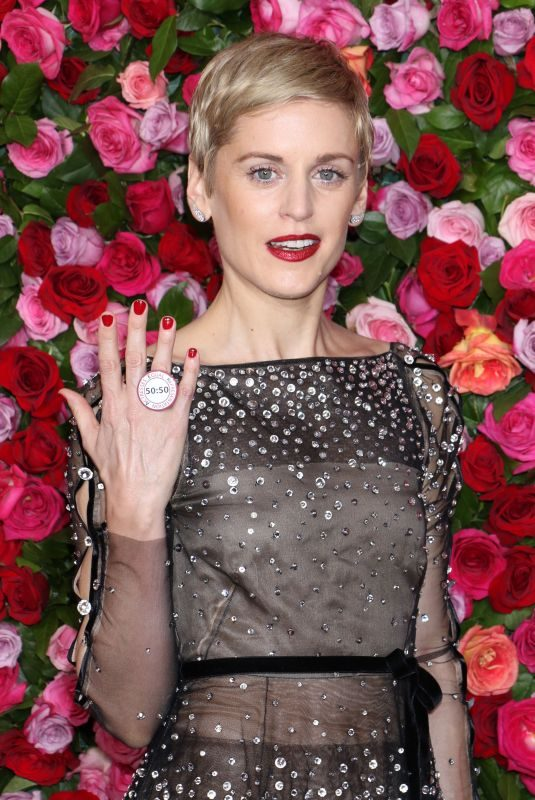 DENISE GOUGH at 2018 Tony Awards in New York 06/10/2018