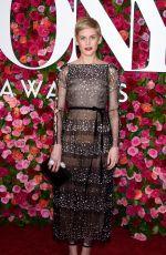 DENISE GOUGH at 2018 Tony Awards in New York 06/10/2018