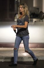 DENISE RICHARDS Out and About in Los Angeles 06/29/2018
