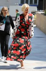 DENISE VAN OUTEN at ITV Studios in London 06/28/2018