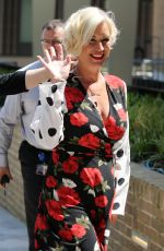 DENISE VAN OUTEN at ITV Studios in London 06/28/2018