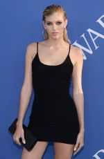DEVON WINDSOR at CFDA Fashion Awards in New York 06/05/2018