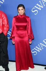DIANE GUERRERO at CFDA Fashion Awards in New York 06/05/2018