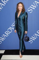 DIANE LANE at CFDA Fashion Awards in New York 06/05/2018