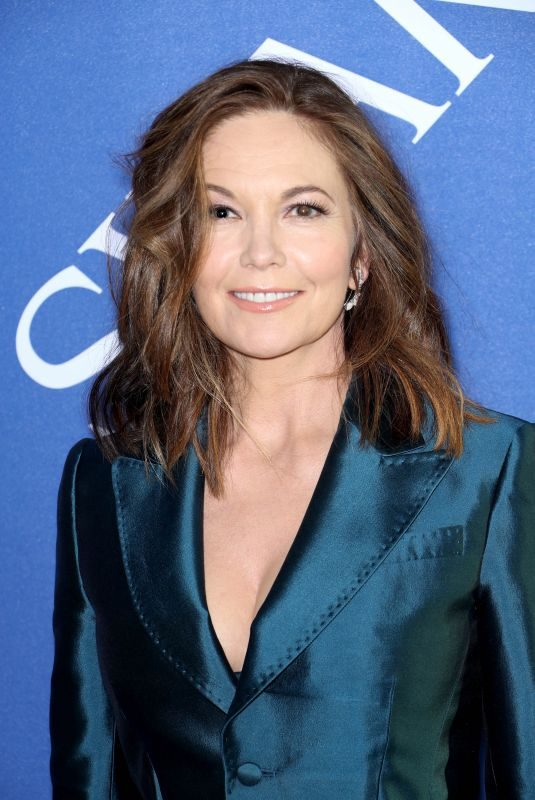 DIANE LANE at CFDA Fashion Awards in New York 06/05/2018