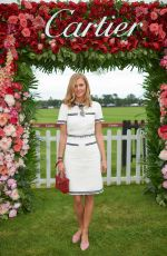 DONNA AIR at Cartier Queens Cup Polo in Windsor 06/17/2018