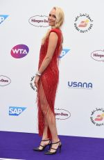 DONNA VEKIC at WTA Tennis on the Thames Evening Reception in London 06/28/2018