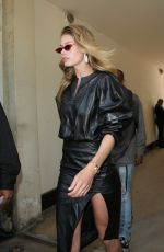 DOUTZEN KROES at Louis Vuitton Show at Paris Fashion Week 06/21/2018