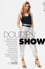 DOUTZEN KROES in Elle Magazine, France June 2018
