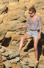 DOUTZEN KROES on Vacation in Ibiza 06/19/2018
