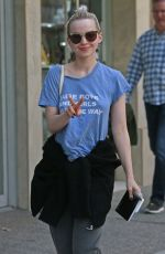 DOVE CAMERON Out and About in Vancouver 06/01/2018