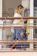 DREW BARRYMORE Out for Lunch in Beverly Hills 06/05/2018