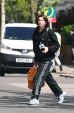 DUA LIPA Out and About in London 05/31/2018