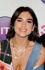 DUALIPA Performs at Hits 97.3 Sessions in Fort Lauderdale 06/11/2018