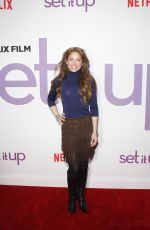 DYLAN LAUREN at Set It Up Specials Screening in New York 06/12/2018