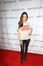 EDY GANEM at Next Health Opening in Los Angeles 06/05/2018
