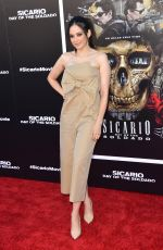 EDY GANEM at Sicario: Day of the Soldado Premiere in Los Angeles 06/26/2018