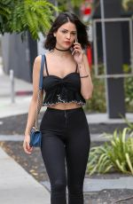 EIZA GONZALEZ at Zinque Restaurant in West Hollywood 06/17/2018