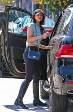 EIZA GONZALEZ Out for Lunch in West Hollywood 06/09/2018
