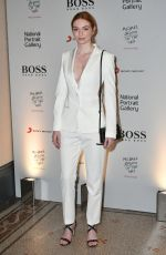 ELEANOR TOMLINSON at Michael Jackson: On the Wall Exhibition in London 06/26/2018