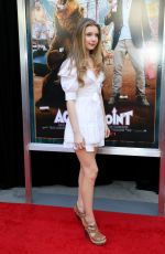 ELEANOR WORTHINGTON COX at Action Point Premiere in Los Angeles 05/31/2018