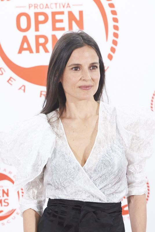 ELENA ANAYA at Proactiva Open Arms Charity Dinner in Madrid 05/31/2018