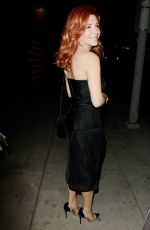 ELENA SATINE Arrives at Hearth and Hound in Los Angeles 06/14/2018