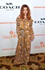 ELENA SATINE at Step Up Inspiration Awards 2018 in Los Angeles 06/01/2018