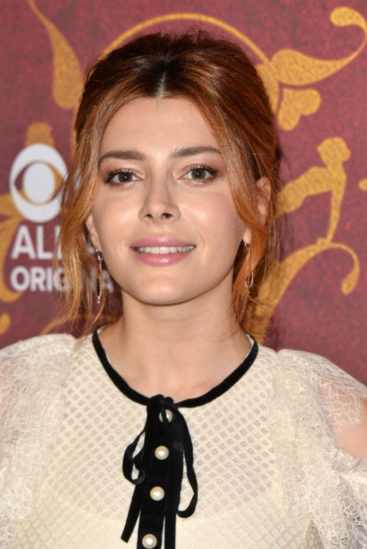 ELENA SATINE at Strange Angel Premiere in Hollywood 06/04/2018