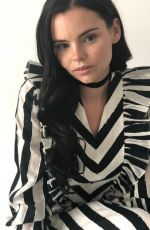 ELINE POWELL for Popular TV, May 2018