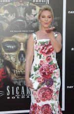 ELISABETH ROHM at Sicario: Day of the Soldado Premiere in Los Angeles 06/26/2018