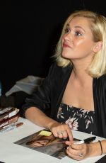 ELIZA TAYLOR at Supanova Fan Convention in Sydney 06/17/2018