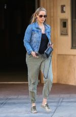 ELIZABETH BERKLEY Out and About in Beverly Hills 06/11/2018
