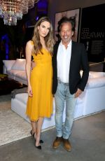 ELIZABETH CHAMBERS at Restoration Hardware x General Public Launch in Los Angeles 06/27/2018