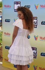 ELLA EYRE at Isle of MTV Press Conference in Malta 06/27/2018