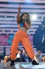 ELLA EYRE Performs at Isle of MTV in Malta 06/27/2018