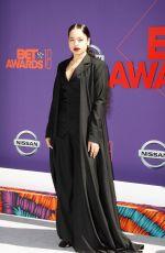 ELLA MAI at BET Awards in Los Angeles 06/24/2018