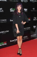 ELLA PURNELL at Filming Italy Sardegna Festival Dinner in Cagliari 06/19/2018