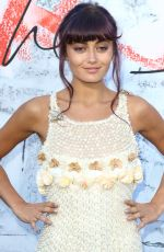 ELLA PURNELL at Serpentine Gallery Summer Party in London 06/19/2018